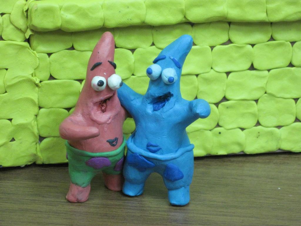 Пластилиновый мультфильм картинки