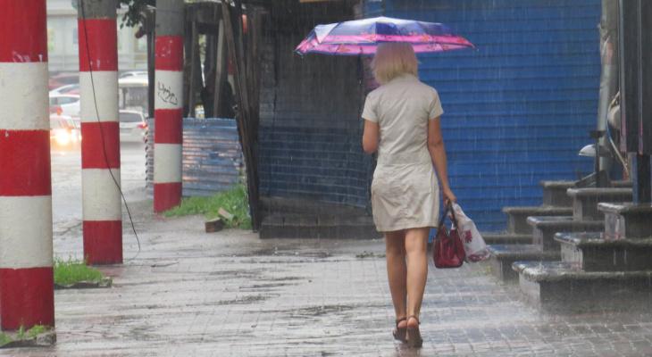 какое лето ожидается в чебоксарах часто бывает