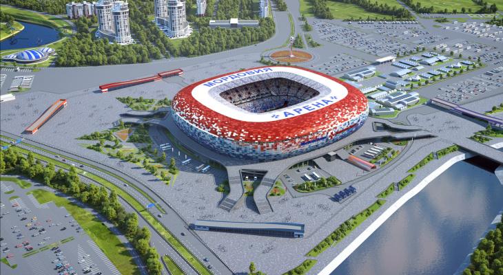 В Саранске планируют продать название стадиона «Мордовия-Арена» после Чемпионата Мира 2018