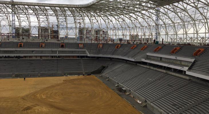 На стадионе «Мордовия-арена» может сыграть молодежная сборная России по футболу