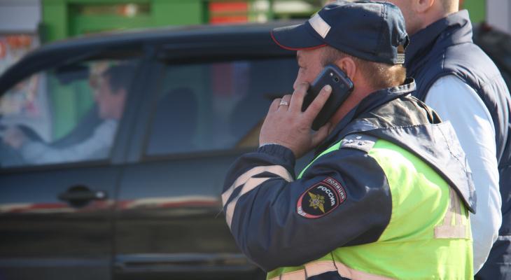 В Саранске пьяный водитель спровоцировал ДТП