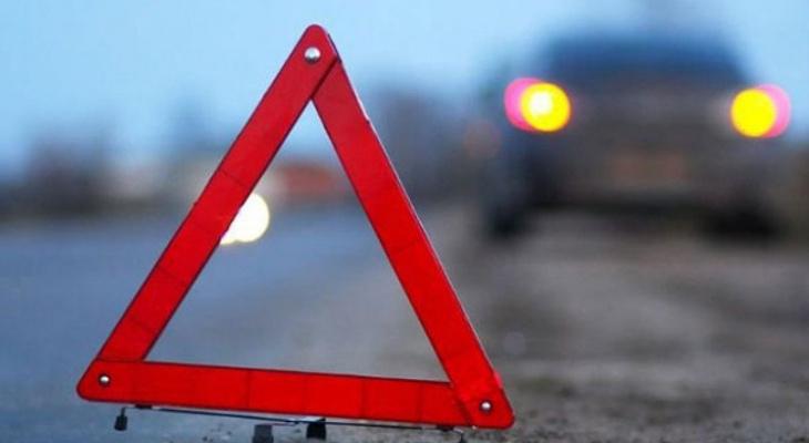 В Мордовии  Citroen врезался в ВАЗ, трое пострадали