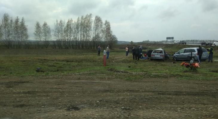 ДТП на трассе в Мордовии: один человек погиб, двое госпитализированы