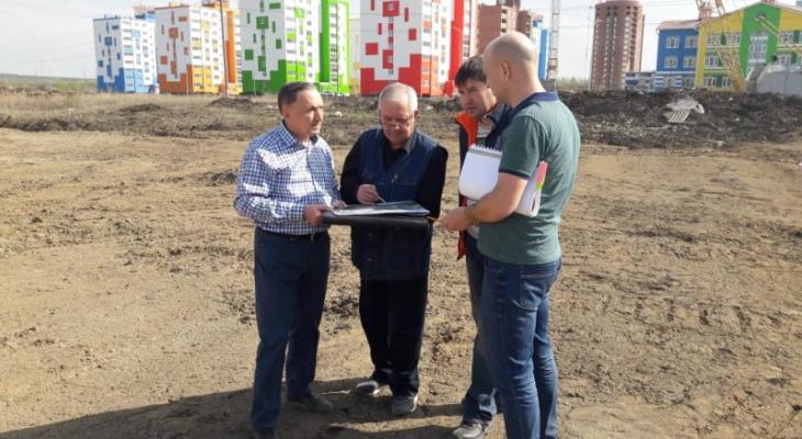 В Саранске в новых микрорайонах ЖК «Юбилейный» построят детские сады, школу и бульвар