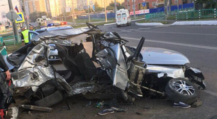 Очевидцы смертельного ДТП в Саранске: «Пострадавшему оторвало руку»