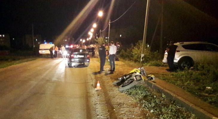 Еще одно смертельное ДТП в Мордовии: погиб 15-летний подросток
