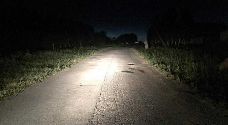 Несовершеннолетний мотоциклист в Мордовии сбил 15-летнего подростка