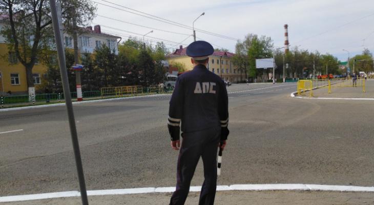 В центре Саранска временно ограничат движение транспорта