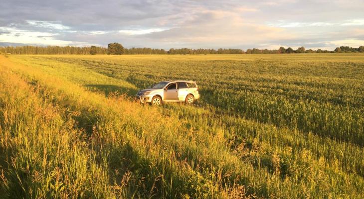 В Мордовии в ДТП пострадал водитель внедорожника: он не был пристегнут