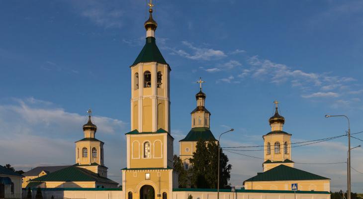 Икона с частицей мощей Матроны Московской прибудет в Мордовию