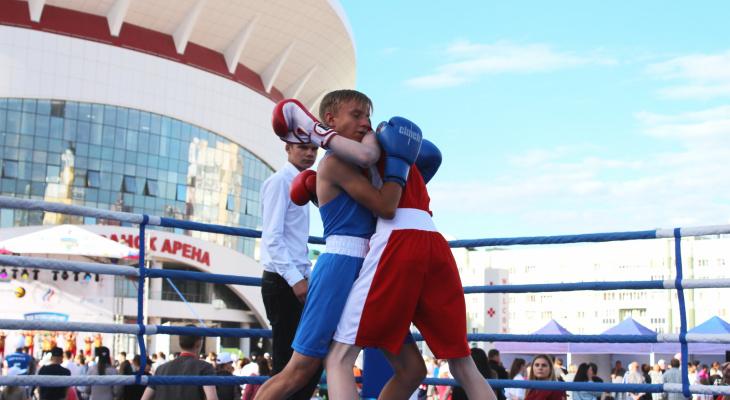 Международный день бокса отпразднуют в Саранске