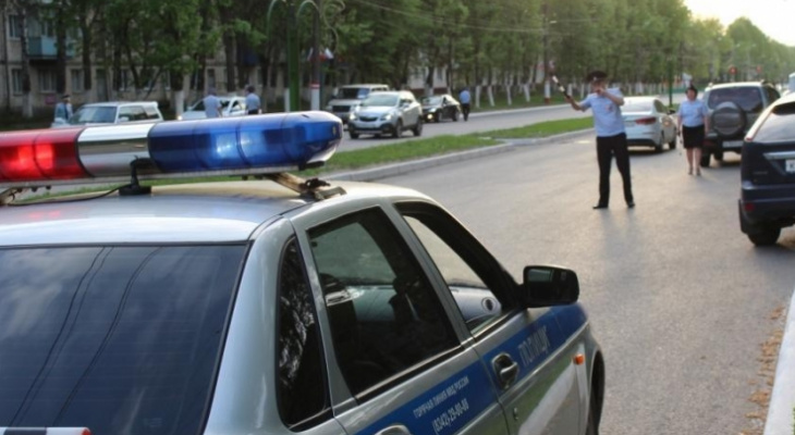 Сотрудники Госавтоинспекции Мордовии проведут масштабный рейд