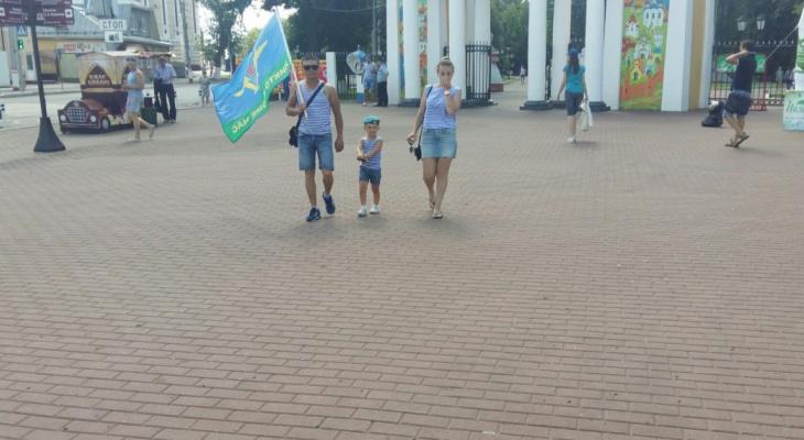 В Саранске отпразднуют День ВДВ