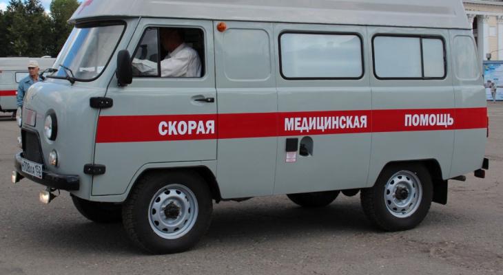 В Мордовии «ГАЗель» съехала в кювет: есть пострадавший