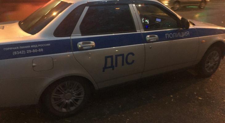 За сутки в ДТП на дорогах Мордовии погибли два человека, еще 14 получили различные травмы