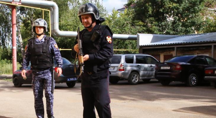 В Саранске во время массовой драки задержали мужчину, находившегося в федеральном розыске