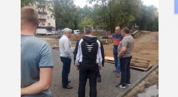 Мэр Саранска поручил скорректировать план ремонта дорог на ближайшие два года