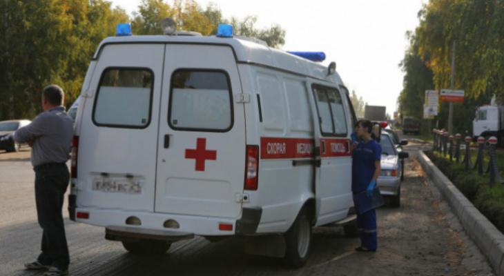 Три человека пострадали в результате ДТП в Саранске