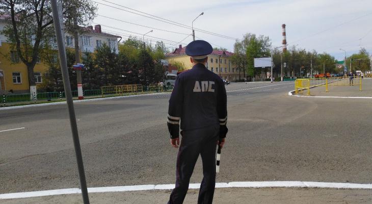 В центре Саранска ограничат движение и стоянку транспорта