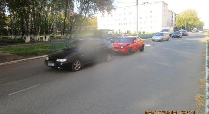 Проявил невнимательность: в Саранске по вине молодого водителя пострадала женщина