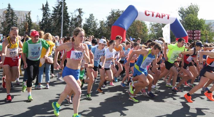 Жителей Саранска приглашают принять участие в «Кроссе нации»