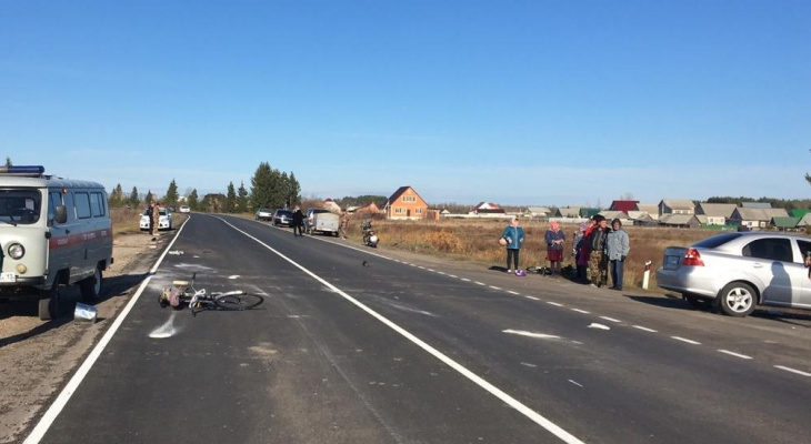 Разыскиваются очевидцы: в Мордовии неизвестный насмерть сбил велосипедиста