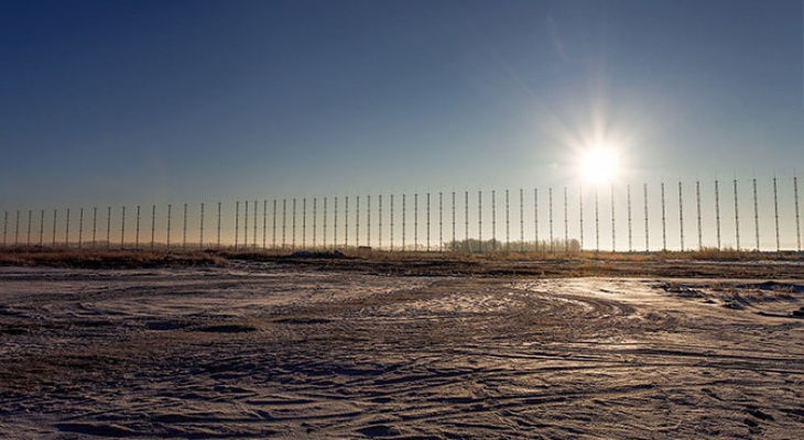 В Мордовии загоризонтная РЛС «Контейнер» впервые заступила на дежурство