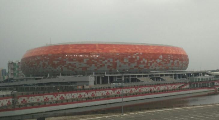 Стадион «Мордовия Арена» передан в собственность республики