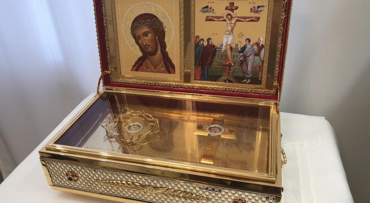 Жители Саранска своими глазами увидят величайшие святыни христианского мира