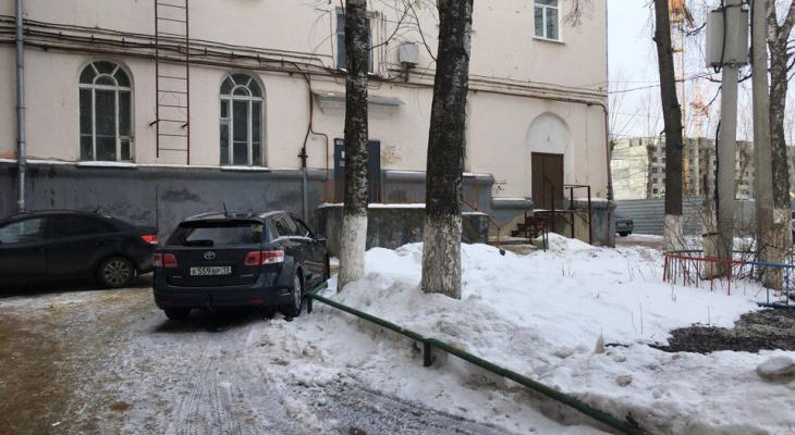 Рабочая неделя в Мордовии начнется с сильного ветра