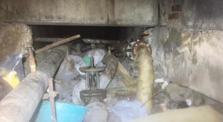 Разборки на теплотрассе: бездомный пырнул ножом жителя Саранска (фото)