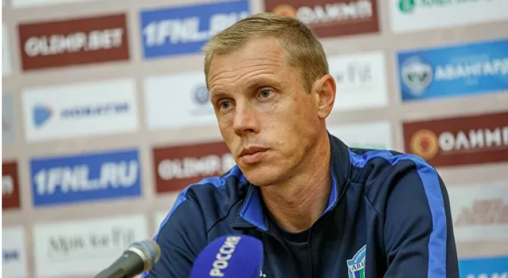 У футбольной «Мордовии» сменился главный тренер