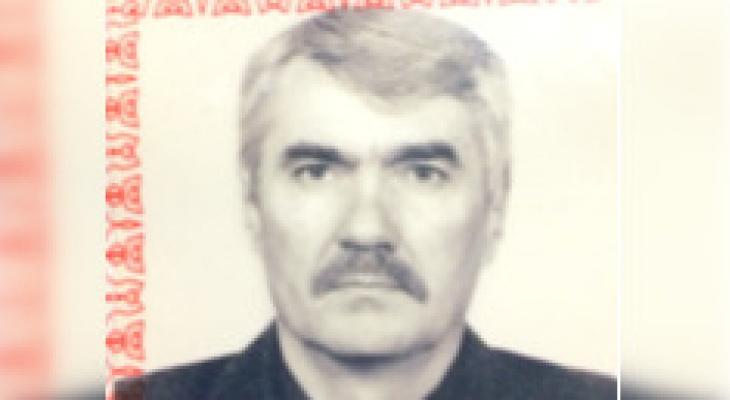 Ушел из дома и не вернулся: в Саранске ищут Геннадия Николаева