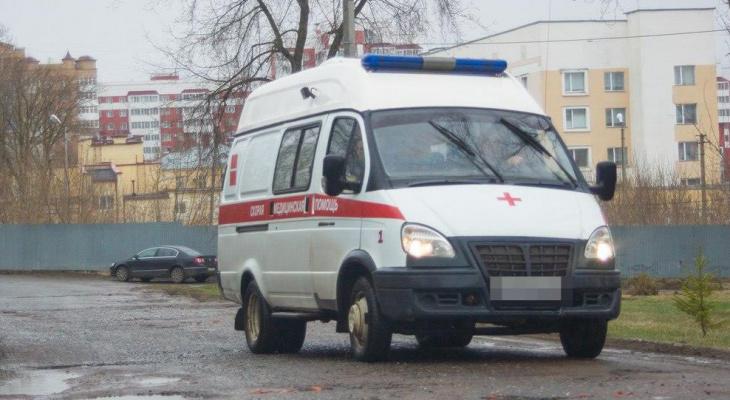 ДТП в Рузаевке: пострадал ребенок