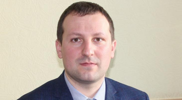 Евгений Кручинкин назначен Начальником Управления по вопросам городского хозяйства Саранска