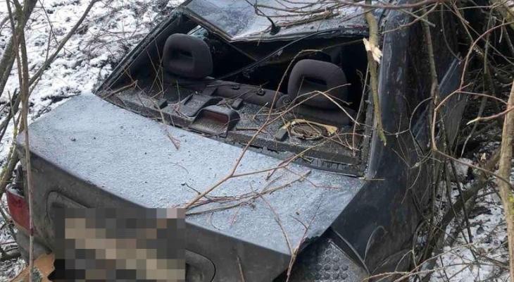 Пьяный водитель иномарки устроил ДТП в Мордовии