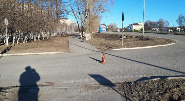 На Светотехстрое в Саранске сбили пешехода: водитель скрылся