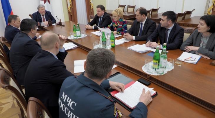 Глава Мордовии: «Без измерения температуры человек не должен приступать к работе»
