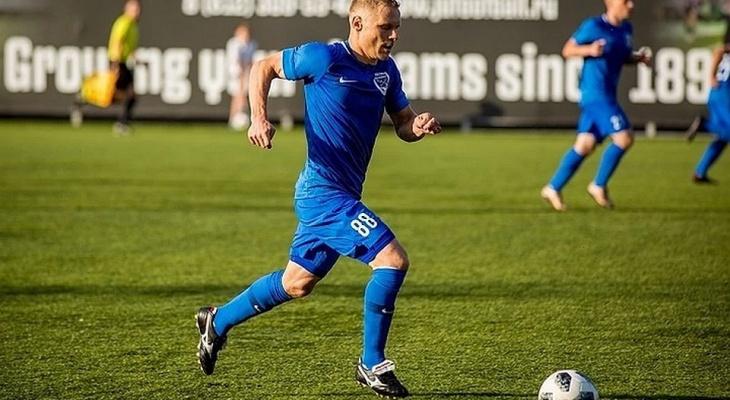 Экс-футболист «Мордовии» заболел коронавирусом