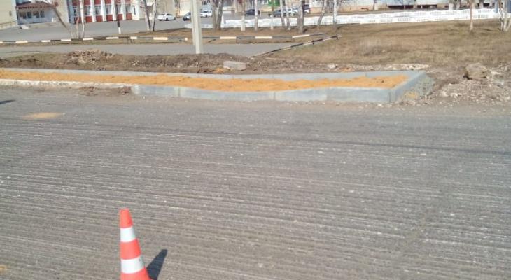 К ремонту дорог приступили в Саранске