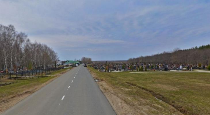 На выходных в Саранске «закроют» дороги на кладбища