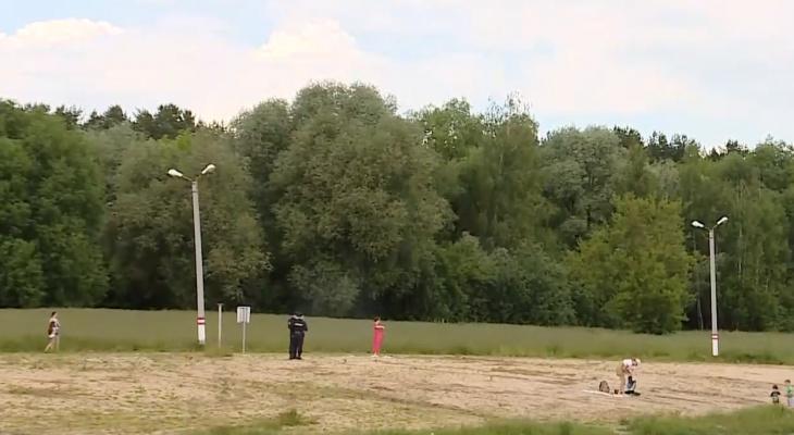 Жителям Саранска запретили купаться на городских водоемах