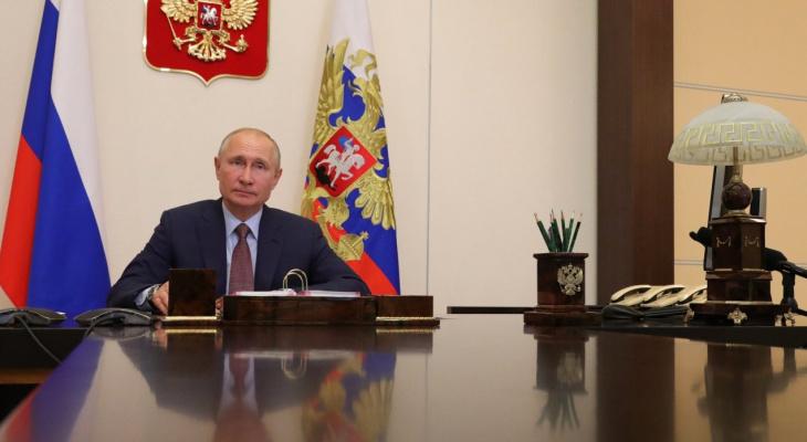 Анонсировано новое обращение Владимира Путина к россиянам
