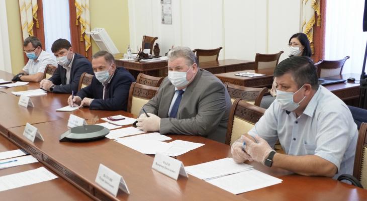 Глава Мордовии: «Реконструкция коллектора на Фурманова - важнейший проект в сфере городского хозяйства»