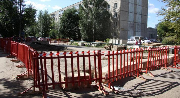 Реконструкция сетей горячего водоснабжения улучшит качество поставляемого жителям Саранска ресурса