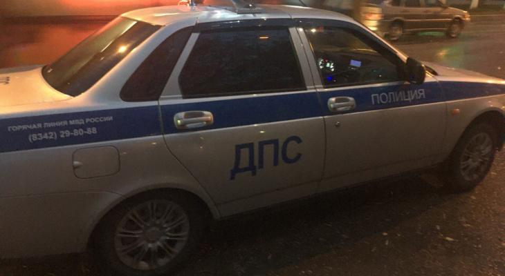 В Мордовии несовершеннолетний водитель сбил девочку-подростка и скрылся с места ДТП