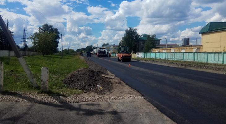 Ремонтные работы: На одной из улиц Саранска на несколько дней ограничат движение транспорта