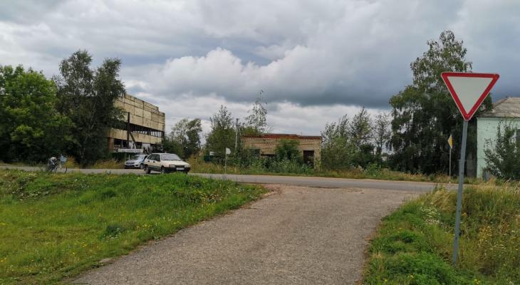 В Мордовии водитель «ВАЗа» отправил пожилого велосипедиста в больницу