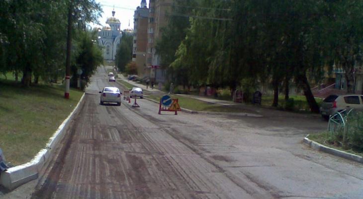 На улице Коваленко в Саранске ограничат движение транспорта