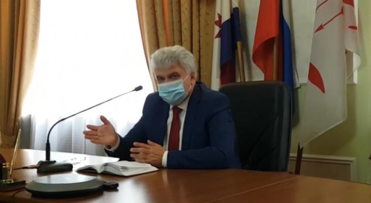 Мэр Саранска предложил лишать лицензий УК за «недобросовестное отношение к обязанностям»